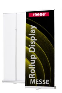 roll up banner display guenstig drucken